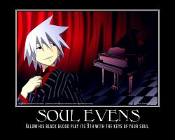 Evens' Song of the Soul Eater by Fedorian-Class