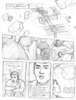 1The End #5 - Story #1 - Contemplation (Sketch) by thescarletspider