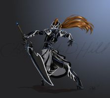 Black Armor by Ihha