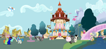 Project E-ponyville by Shadowblazer3