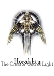 Horakhty - The Creator God of Light 2480x3508 by xCapo