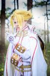 Trinity Blood - Cain Nightroad I by taga-gloria