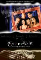 The one with the Friends Movie by marty-mclfy