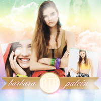PNG Pack(68) Barbara Palvin by blacktoblackpngs