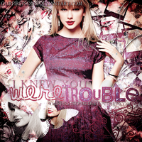 i knew you were trouble by sparksofwishes