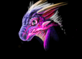 Dragon Thing by KatwolfEclipse