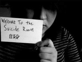 My Suicide Room by xlaurrrax
