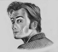 The Tenth Doctor by DryadOfTheTrees
