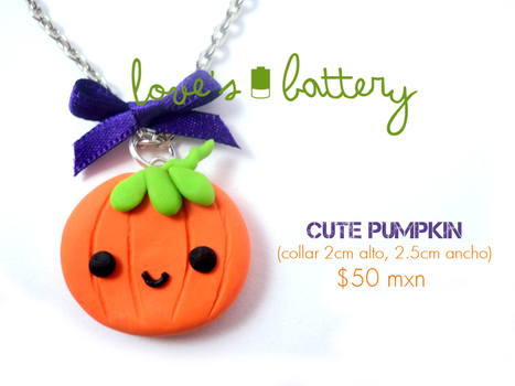 Cute pumpkin by emillywood