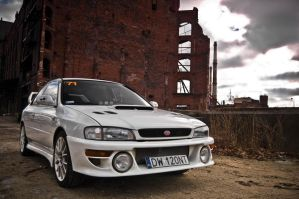 Subaru Impreza Type R #2 by redsunph