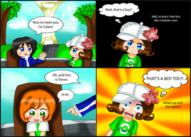 Pokemon comic: Kalos Boys by purplemagechan