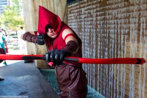 Otakon 2015 - Teen Titans GO!(PS) 04 by VideoGameStupid