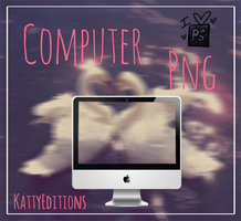 Computer Png (PEDIDO) en ZIP by KattyEditionss