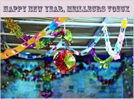 Happy new year by ShlomitMessica