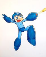 GraniteCon 2014 - Mega Man by Underburbs