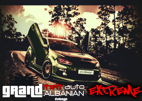 GTA VICE CITY ALBANIAN EXTREME by DVDESIGN1