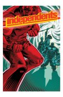 The Independents cover colors by csmithart