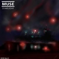 Muse - Starlight _In Painter_ by kkyz13