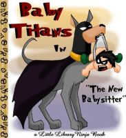 The New Babysitter by LibraryNinja