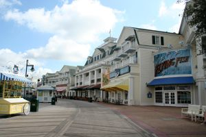 Boardwalk Inn 3 by AreteStock