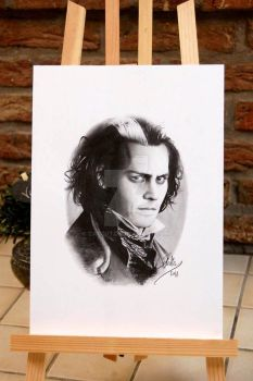 Sweeney Todd - Completed . by Cap007