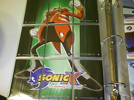 .:Sonic X Cards:. 73-81 Eggman by SEGAMew