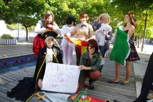 Hetalia Axis Powers: Nations Unite! by BomBomPPGFan