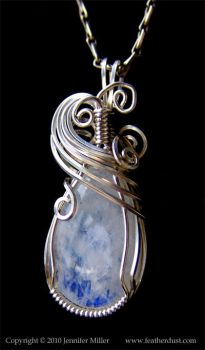 Silent Song Moonstone by Nambroth