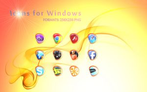 Icons png by italo11