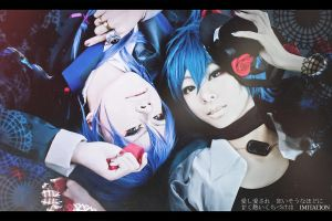 VOCALOID: Intertwined by milktunes