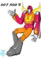 TF - Hot Rod - RQ by JP-V