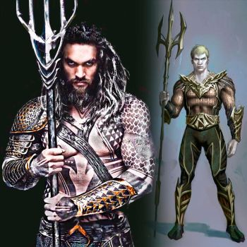 Aquamomoa #Aquaman #BatmanvSuperman #DCU by luisbury-zine-net