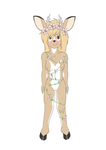 Deer Spirit Design by Chickadee-chii