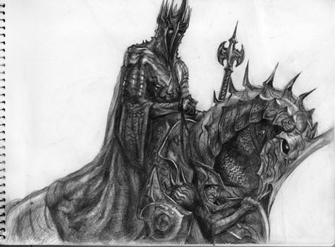 The Lord of the Rings by nimao6