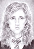 The brightest witch of her age. by AriaDog