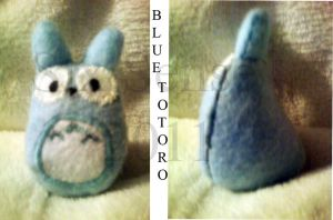 My Little Totoro by Noleetida