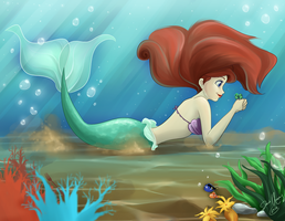 One Lucky Mermaid by DisneyJAM
