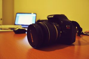 Canon T2i Rebel by skullkid4900