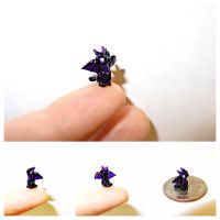 Custom Micro Dragon by LittleCLUUs