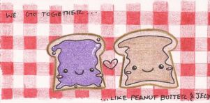 +Peanut Butter and Jelly+ by S04tunate