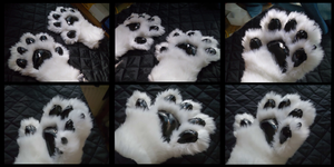 Nezir Handpaws by CuriousCreatures