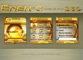Ener-G theme by zeolyte