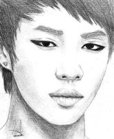 Lee KiKwang by nakojunsu