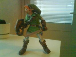 Adult Link Papercraft by killero94