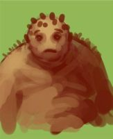 Fat dude by JoseConseco