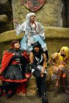 Rwby cosplay by xmixedracex