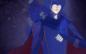 Marth by sanhloco3o