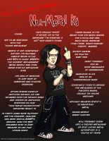 Metal 101- The Nu-Metal kid by LusoSkav