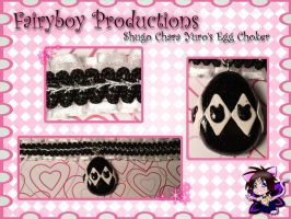 Shugo Chara Yuro Egg Choker by FairyboyProductions