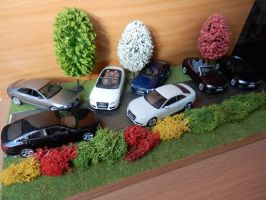 My A5 Collection by modelcargallery98